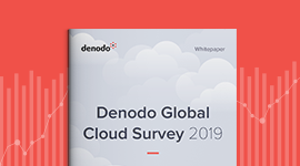 Denodo Global Cloud Survey 2019