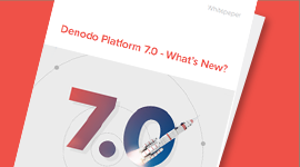 Denodo Platform 7.0 - What's New?