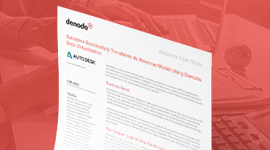 Autodesk Uses Denodo Platform as Logical Data Warehouse