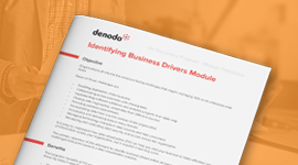 Identifying Business Drivers Module