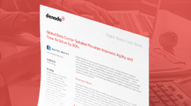 Digital Realty Case Study: Providing Instant Value to Business Users and Customers