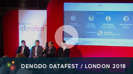 Denodo DataFest 2018 Panel: Empowering Your Business with Data Virtualization