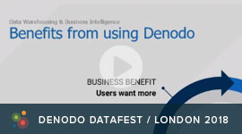 Deploying Denodo in the Cloud: The Backbone of a Robust BI Infrastructure