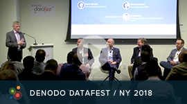 Denodo DataFest 2018 Panel: Tackling Compliance with Data Virtualization