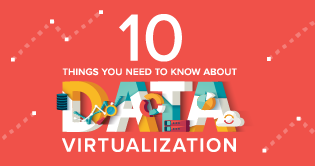 Infographic - 10 things about data virtualization