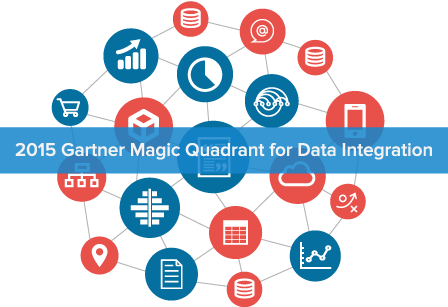 2015 Gartner Magic Quadrant for Data Integration
