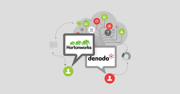 Hortonworks and Denodo Webinar