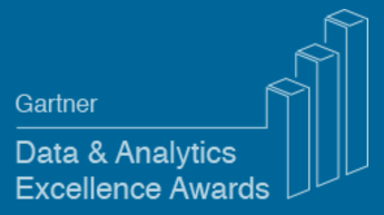 Gartner crm excellence award winner