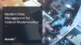 Modern Data Management for Federal Modernization