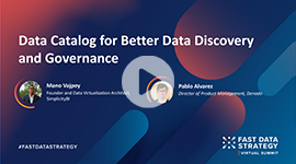Data Catalog for Better Data Discovery and Governance