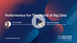 Performance for the World of Big Data