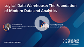 Logical Data Warehouse: The Foundation of Modern Data and Analytics